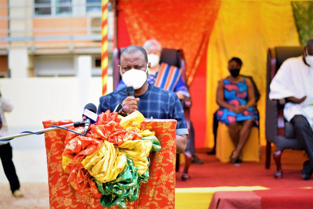 Dr. Patrick Kuma- Aboagye